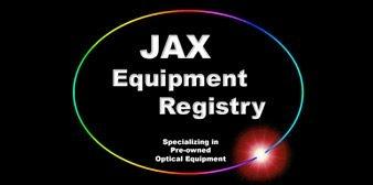 JAX Equipment Registry, Inc.